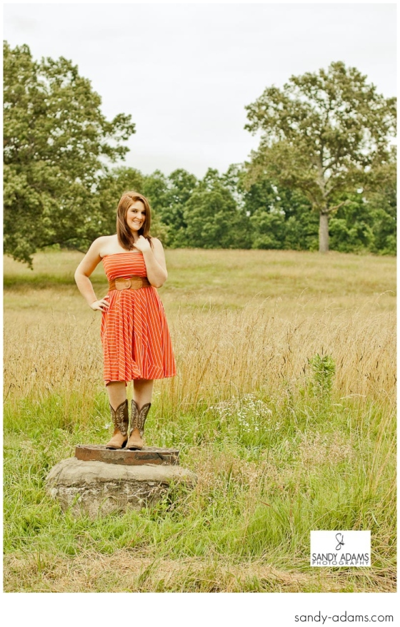 Sandy Adams Photography Katie Giles Greenfield High School Tennessee senior-2
