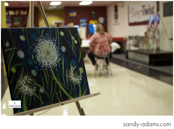 Sandy Adams Photography Painting with a twist la marque go red for women-18