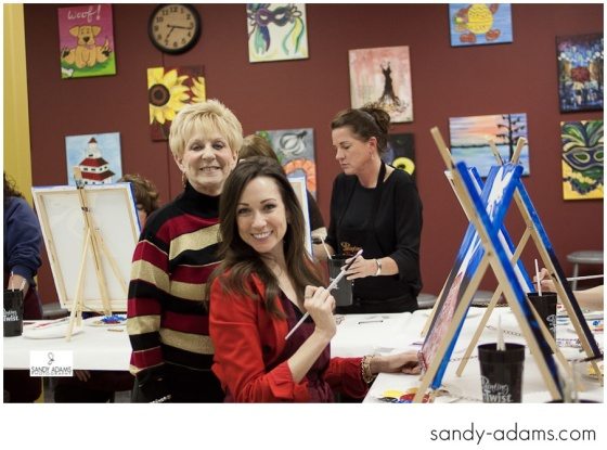 Sandy Adams Photography Painting with a twist la marque go red for women-19