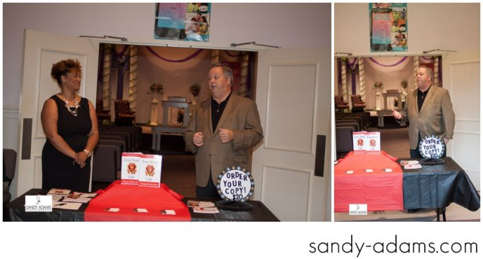Sandy Adams Photography Monique Spence Book release Clear Lake Photographer-13