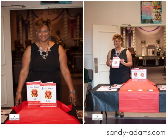 Sandy Adams Photography Monique Spence Book release Clear Lake Photographer-17