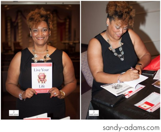 Sandy Adams Photography Monique Spence Book release Clear Lake Photographer-18
