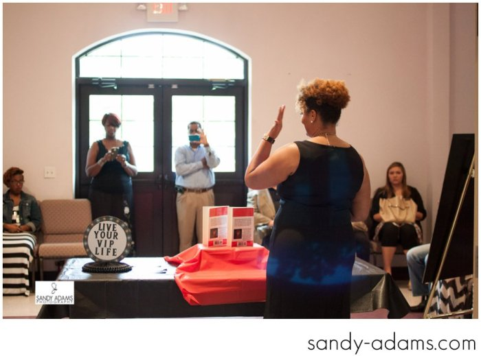 Sandy Adams Photography Monique Spence Book release Clear Lake Photographer-8