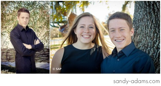 Sandy Adams Photography League City Clear Springs High School Family Senior Photographer-