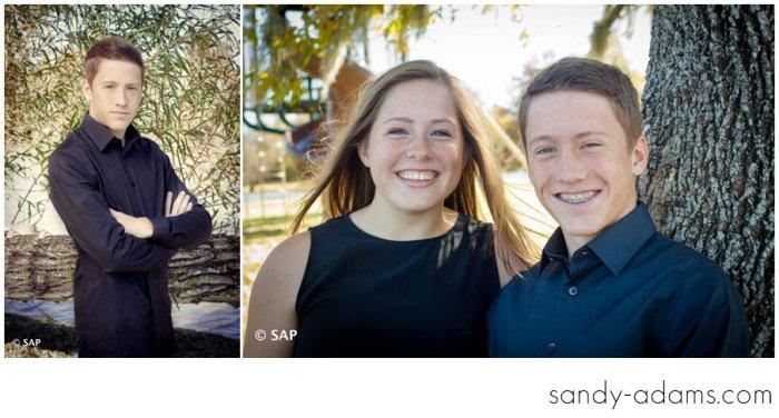 Sandy Adams Photography League City Clear Springs High School Family Senior Photographer-
