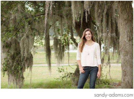 Sandy Adams Clear Lake High School Senior Photographer Golf Team Maggie Fulcher League City Photographer-9768-3