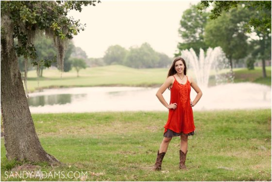 League City Friendswood Clear Lake High School Senior Portrait Photographer Sandy Adams Photography -4