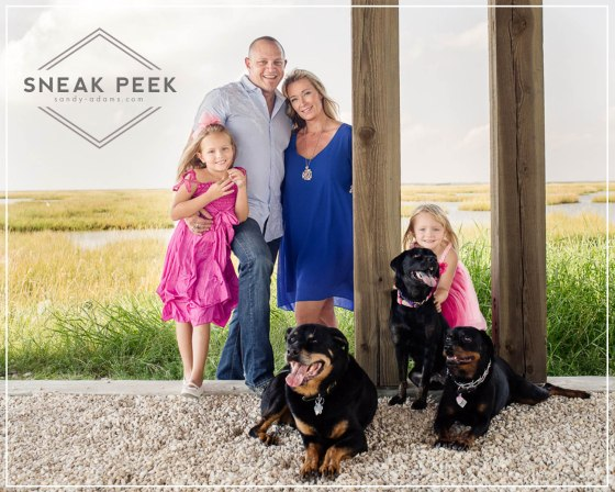Houston League City Family Portrait Photographer Sandy Adams Children-