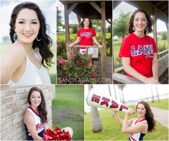 League City Friendswood Clear Lake High School Senior Photographer Sandy Adams Photography-1