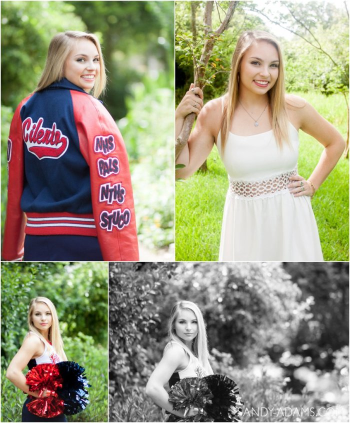 League City Friendswood Clear Lake High School Senior Portrait Photographer Sandy Adams Photography -5