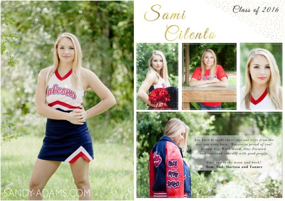 League City Friendswood Clear Lake High School Senior Portrait Photographer Sandy Adams Photography -8