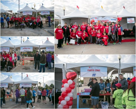 League CIty Friendswood Houston Bay Area Clear Lake Heart Walk American Heart Association Sandy Adams Photography-12
