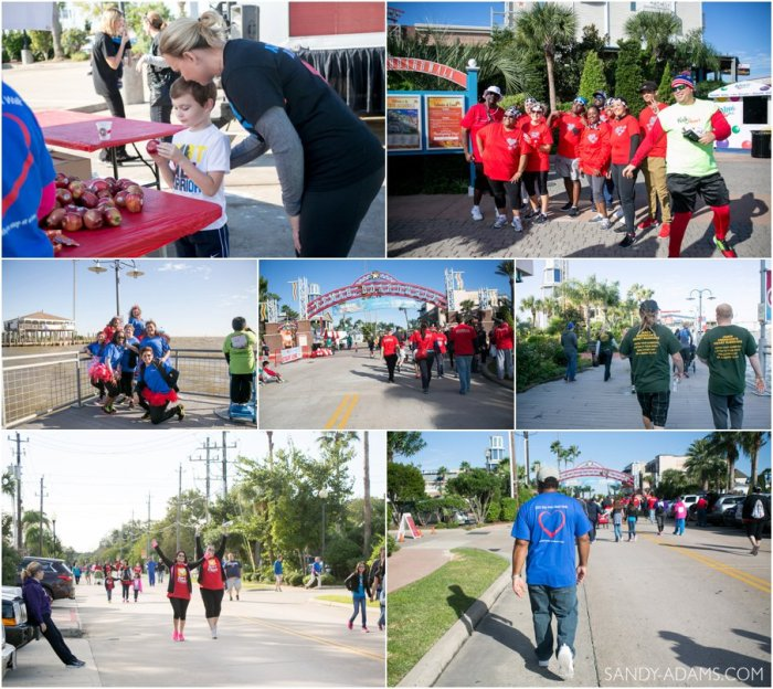 League CIty Friendswood Houston Bay Area Clear Lake Heart Walk American Heart Association Sandy Adams Photography-76