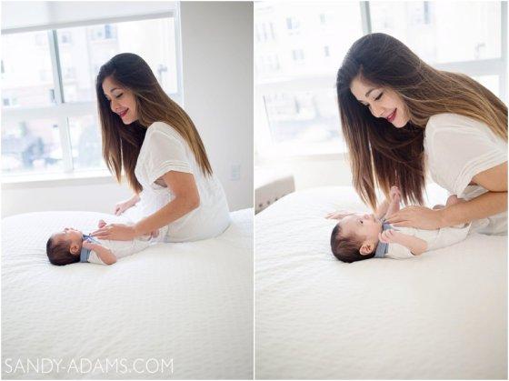 League City Seabrook Friendswood newborn maternity portrait photographer Sandy Adams Photography-11
