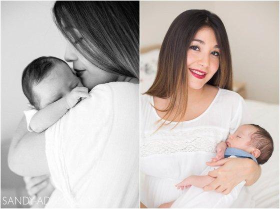 League City Seabrook Friendswood newborn maternity portrait photographer Sandy Adams Photography-7