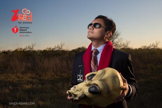 Dipsu Patel Bay Area Regional Medical heart throb Go red For Women Houston League City Portrait Photographer Sandy Adams Photography