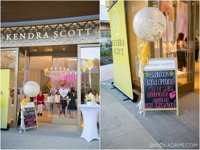 Friendswood Photographer Kendra Scott Open House American Heart Association Sandy Adams Photography-1