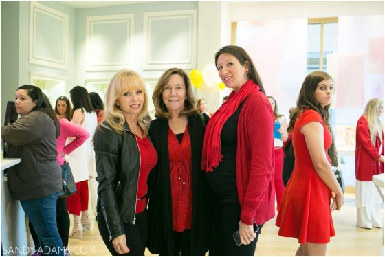 Friendswood Photographer Kendra Scott Open House American Heart Association Sandy Adams Photography-10
