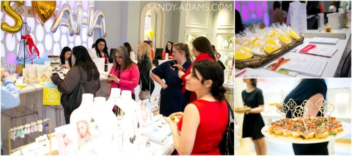 Friendswood Photographer Kendra Scott Open House American Heart Association Sandy Adams Photography-16