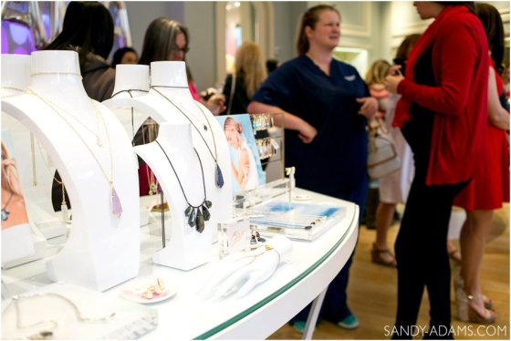 Friendswood Photographer Kendra Scott Open House American Heart Association Sandy Adams Photography-17