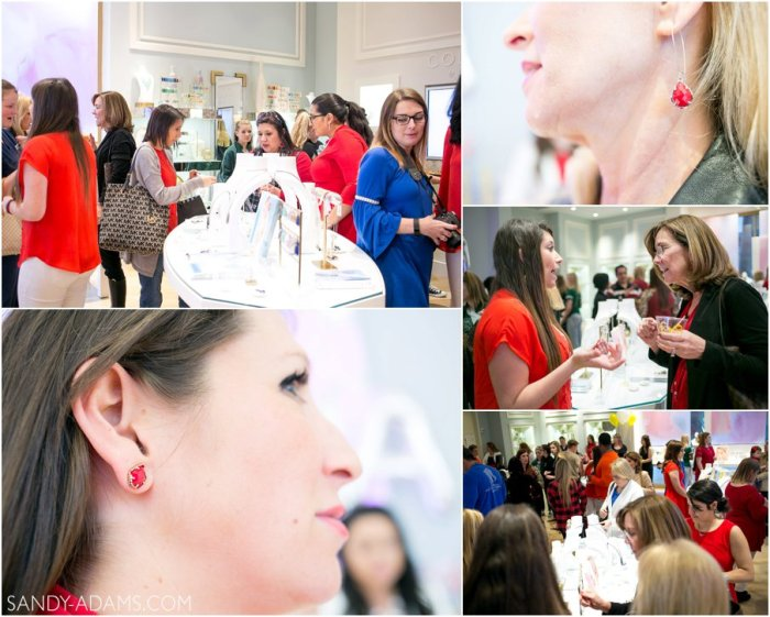 Friendswood Photographer Kendra Scott Open House American Heart Association Sandy Adams Photography-23