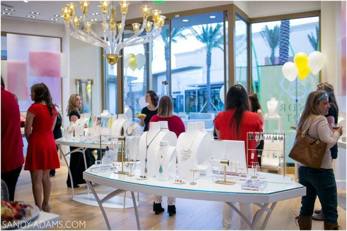 Friendswood Photographer Kendra Scott Open House American Heart Association Sandy Adams Photography-9